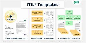 Itil checklists it process wiki for Itil v3 templates