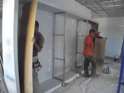 muebles de tablaroca  youtube