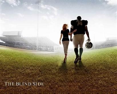 Blind Side Un Poster Sandra Bullock Football