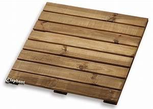 Dalle De Terrasse En Bois : dalle terrasse bois 50x50 diverses id es de ~ Dailycaller-alerts.com Idées de Décoration