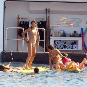 Sophia Stallone  nackt