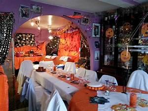 Halloween Deko Wohnzimmer