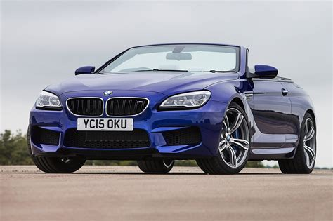 Bmw M6 Convertible (2016) Review By Car Magazine