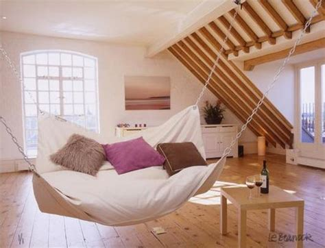 Bedroom With Hammock how to use an interior hammock in your bedroom