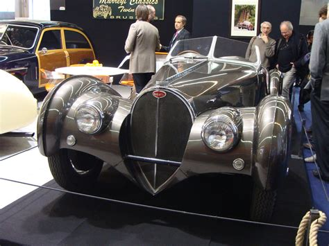 Milled from a solid block of aluminium and polished entirely by hand, the sculpture is inspired by the bugatti type 57sc atlantic, one of the most exclusive automobiles. Bugatti Type 57 Atlantic Spider 1934   Chassis: N°57160 ...