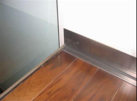 raw steel baseboard  lolas baseboard trim