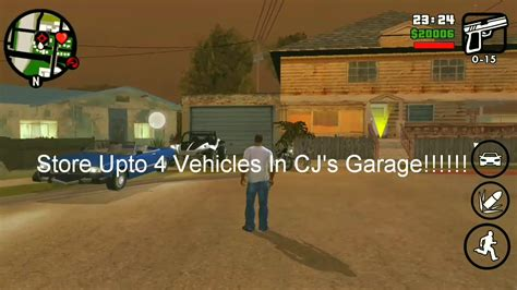 Andrea S Garage by Gta San Andreas Store 4 Or More Vehicles In Cj S Garage