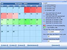Ovulation Calculator 12 review and download