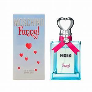 Moschino Light Clouds 50ml Moschino Funny Eau De Toilette Spray 50 Ml Moschino