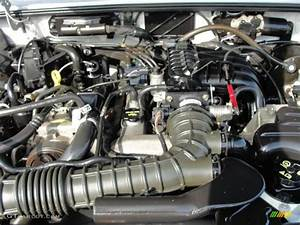 2003 Mazda B3000 Engine