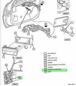 I U0026 39 M Trying To Reassemble A Lh Exterior Door Handle On A