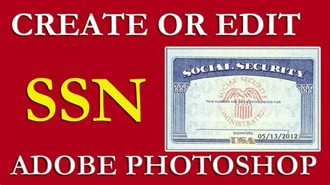How to obtain a social security card for baby. How to Edit SSN | SSN PDF Template Download Free on Vimeo