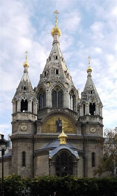 Paris Cathedrale Alexander Nevski Wikipedia