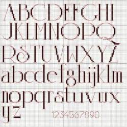 free cross stitch alphabet for personalized ornaments do small things with