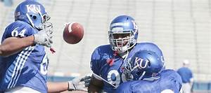 KU football player dismissed from team after attempted ...
