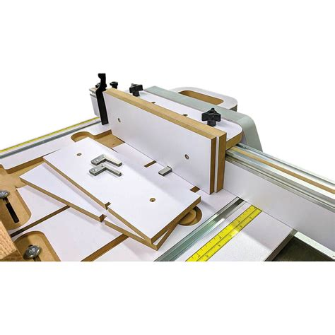 multiform crosscut sled multiform box joint system combo