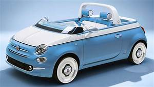 Fiat 500 Décapotable Prix : fiat 500 spiaggina il ricordo della dolce vita virgilio motori ~ Gottalentnigeria.com Avis de Voitures