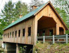 New Hampshire's Most Scenic Fall Drives   Covered bridges ...