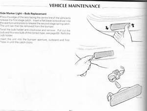 Removing Rear Side Marker Lights - Jaguar Forums