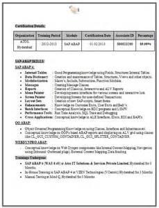 areas of interest in resume for eee b tech eee fresher resume sle 2 career