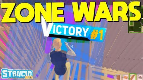 winning   zone wars gamemode strucid fortnite