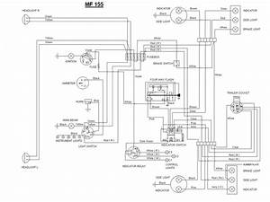 4 Best Images Of Massey Ferguson Alternator Wiring Diagram