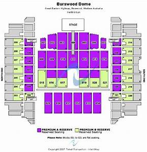 Burswood Dome Tickets And Burswood Dome Seating Chart