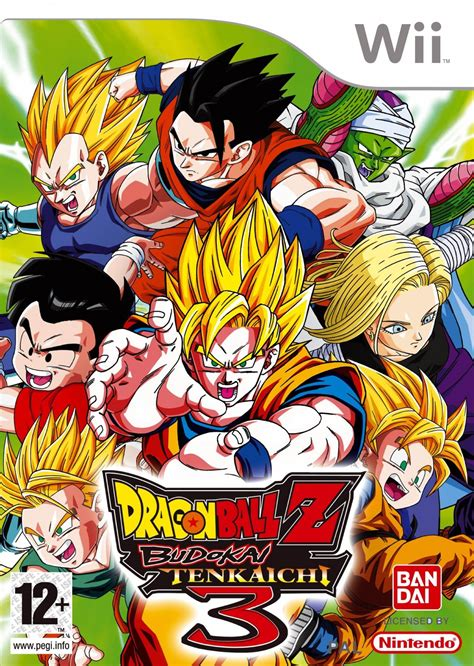 Dragon Ball Z Budokai Tenkaichi 3 Dragon Ball Wiki