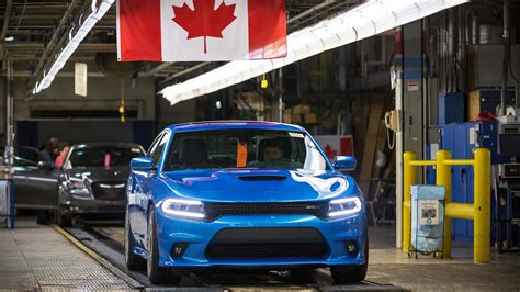 A Brief History Of Auto Manufacturing In Canada