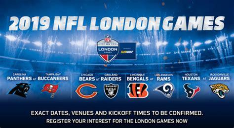nfl london games  america uk   american