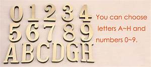 house home apartment door number letter address plaque With apartment door letters