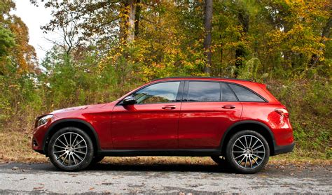 2016 Mercedes Glc300 by 2016 Mercedes Glc 300 4matic Review Autoguide