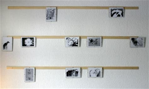Bilder Aufhängen Leiste by Lupine Basteln An Der Wohnung