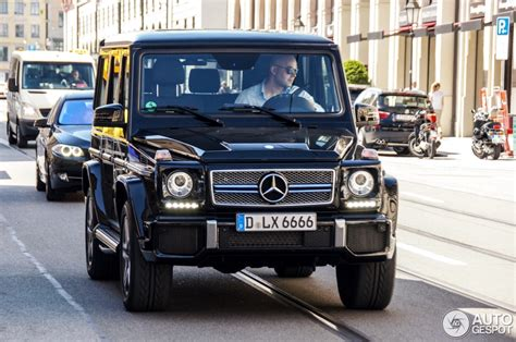 Mersedes G 65 Amg by Mercedes G 65 Amg 9 June 2013 Autogespot