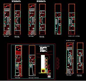 Apartment Hotel 2D DWG Design Block for AutoCAD • Designs CAD