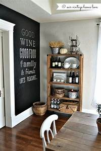 chalkboard wall cool chalkboard wall ideas aerocclub With kitchen cabinet trends 2018 combined with personalized baby shower stickers