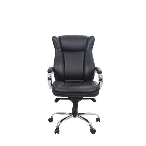 classic bonded leather high back executive office chair
