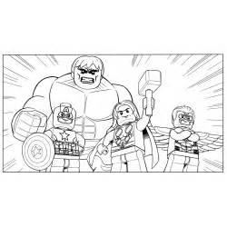 Kleurplaten Marvel by Leuk Voor Captain America Thor En Hawkeye