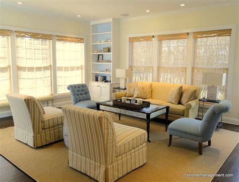 Deep Clean Your Living Room  C's Home & Office Management