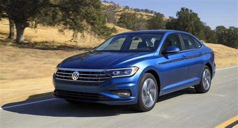 2019 Vw Jetta Debuts In Detroit, Priced At $18,545 The