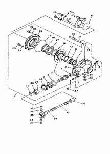 1992 Yamaha Timberwolf Brake Foot Diagram