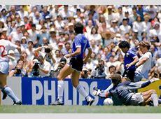 Soccer – World Cup Mexico 1986 – Quarter Final – Argentina