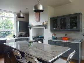 river valley white granite grey kitchen for the kitchen