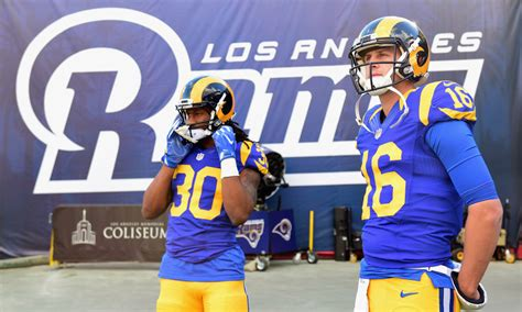 jared goff todd gurley plan  attend lamelo ball high