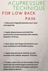 The Definitive Guide To Lower Back Pain Relief At Home