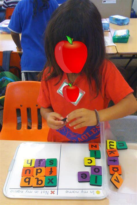 riccas kindergarten literacy centers
