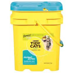 tidy cat tidy cats instant cat litter with odor 35
