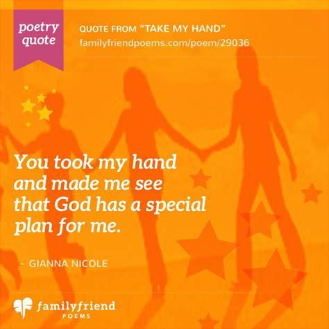 hand     friends  poem
