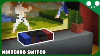 176 ʖ 176 minecraft l how to make a nintendo switch no mods no commands