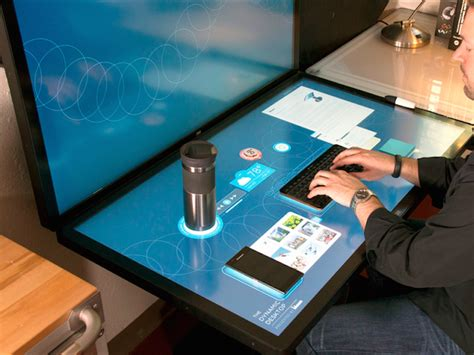 cool things for desk 15 cool desks and workspaces that geeks will love